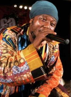 Blakk Rasta will leave Ghana July 24 for the concert