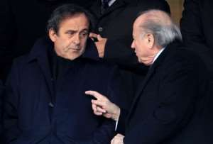 Technology in football : Blatter accuses Platini