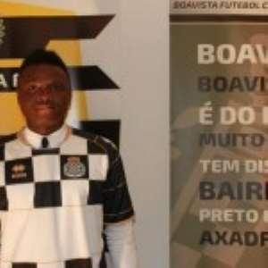 Samuel Inkoom has signed for Boavista