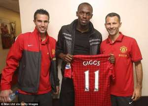 Fergie factor: Usain Bolt changes his mind about playing for Manchester United