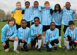 Ghanaian teen Daniel Adu-Adjei bags hat-trick as Brent U11 romp to victory over Barking in Lester Finch Trophy