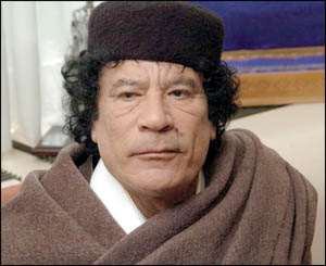 Volta Green Book Club congratulates Gaddafi on election as AU Chairman