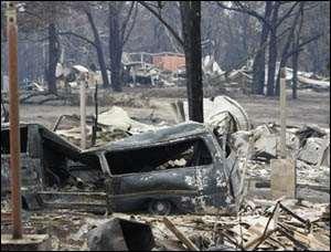 Scores Die In Australia's Worst Fires