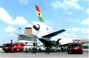 New name for Ghana Airways