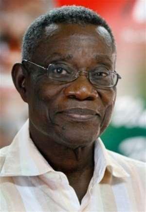 Dr Wampah replaces Dr. Bawumia at BOG