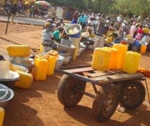 Water shortage hits Yendi