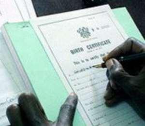 New births, deaths registration code advocated