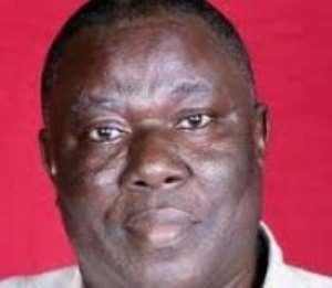 Joe Gidisu - Minister for Roads and Highways