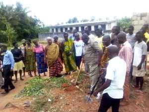4 Communities Benefit From Urban Development Grant Facilities In Ejisu Juaben Municipality