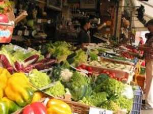 Market women suspect excessive use of agro-chemicals in vegetable production