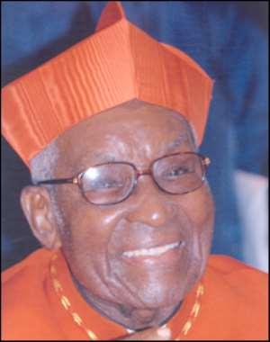 Cardinal Peter Poreku Dery