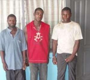 3 Cattle Rustlers Arrested
