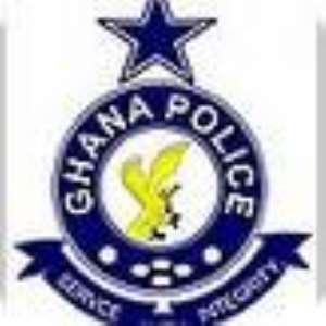 Dansoman Police Station Robber Attempts Escape