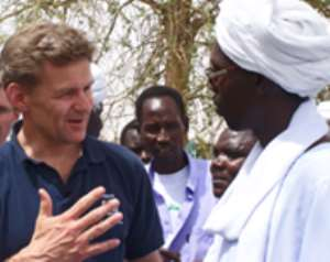 Sudan urged to improve aid access