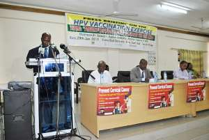 Cervical cancer kills more than 2,000 women annually in Ghana