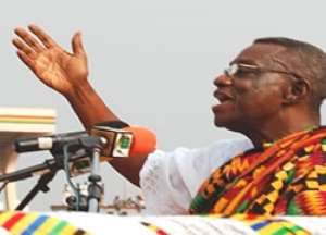 Patriotism and Bipartisanship is Key for Ghana
