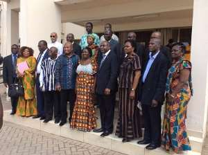 Education Minister inaugurates COTVET Governing Board