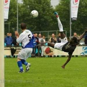 Ghanaian youngster Kingsley Boateng grabs a brace for NAC in 16-0 pre-season friendly win
