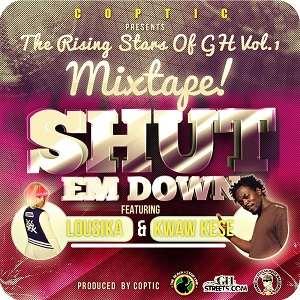 Coptic Presents ''Shut Em Down'' Ft. Lousika & Kwaw Kese