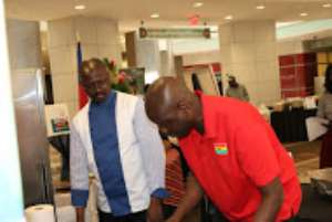 Chef Francis Otoo Returns Ghana To Embassy Chef Challenge In DC
