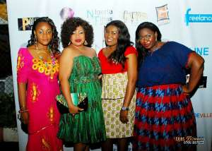 DESIGNERS DAZZLE THE AUDIENCE AT THE ANKARA SOIREE FASHION SHOW & EXHIBITION