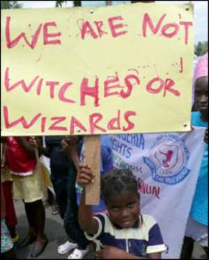 Media And Advocacy Against Witch Persecution In Africa