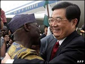 China envoy defends Africa policy
