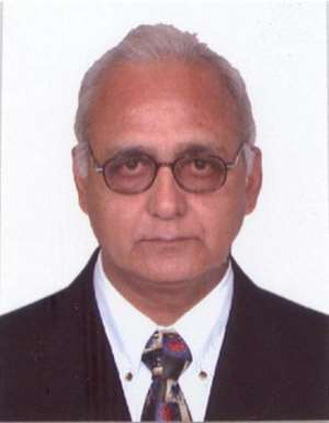 Author Tanveer Jafri