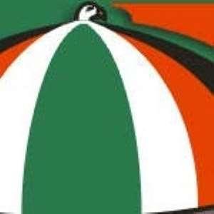 NDC ballots for presidential aspirants