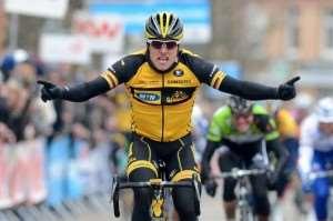 Cycling: Gerald Ciolek of Mtn-Khubica won Milan-San Remo