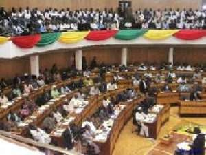 Members of Parliament request bodyguards