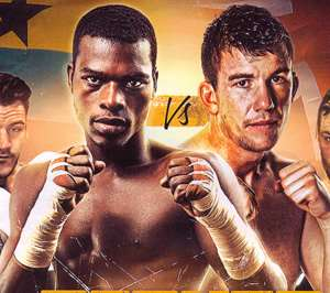 Commey, Buckland Set To Rumble