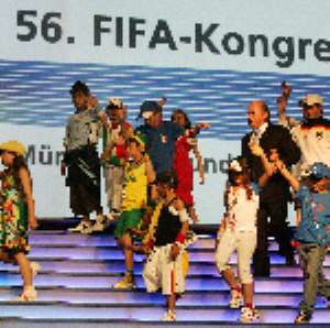 FIFA's vision: Develop the game, touch the world, build a better future
