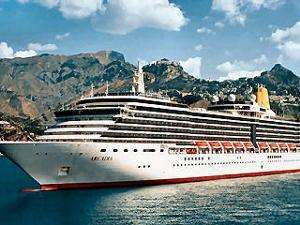Drugs seized in raid on cruise ship