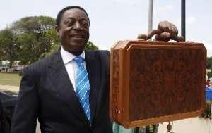 Ghana owed 14.8 billion dollars as at September this year