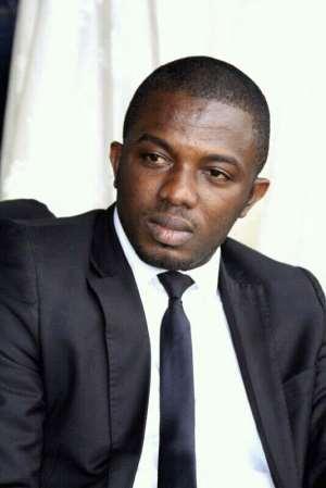 Richard Nunekpeku, Marketing Manager for Consumer Appliance at Samsung Electronics West Africa