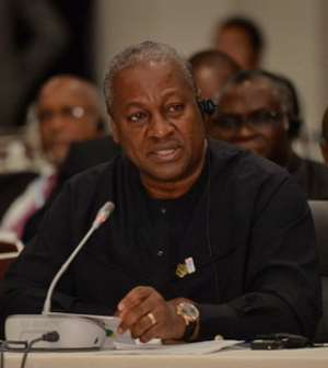 It is time to move forward - President Mahama