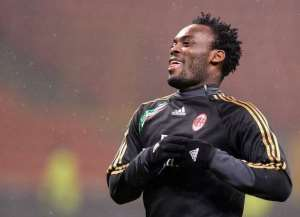 Delicate moment: Essien & teammates ordered to training camp