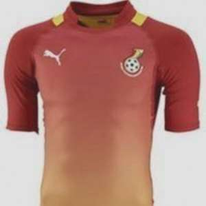 New away black stars jersey out