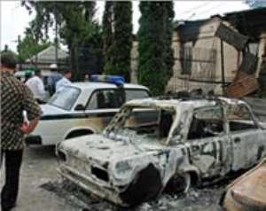Ingushetia blast kills Russian official