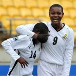 Black Maidens out of World Cup