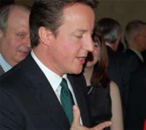 UK Opposition Leader's son dies