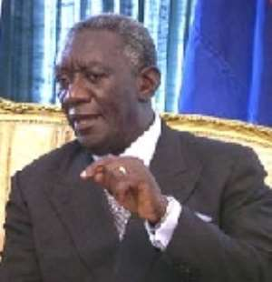 Take advantage of the many business opportunities on offer - Kufuor