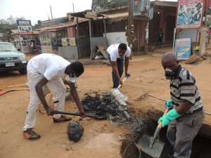 Let's Support National Sanitation Day—Bishop Adams