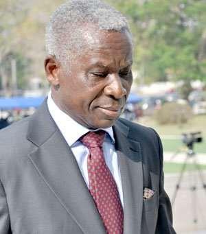 Brigadier-General Joseph Nunoo-Mensah (rtd)
