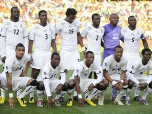Ghana move four places in FIFA ranking