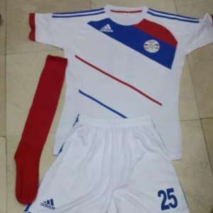 Liberty Professionals home kit for 2015/2016 jersey.