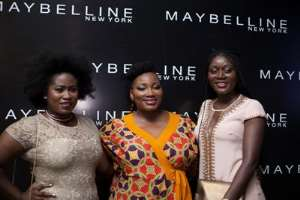 Maybelline makeup brand introduced in Ghana