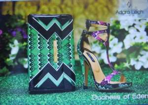 Duchess Of Eden, Adara Leigh Of London's Debut Footwear And Accessories Collection