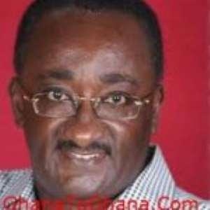 MP for Kwadaso, Dr. Owusu Afriyie Akoto